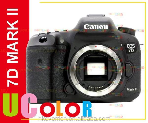 Wholesale Genuine Canon EOS 7D Mark II DSLR Camera Body - Alibaba.com