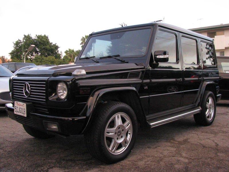 2003 mercedes g500
