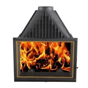 Cast iron wood stove insert factory directly WM-XL010