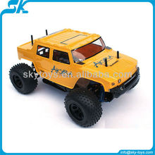 !Vh-T1 1: 10 4WD Monster Truck (Rtr) gas powered car brushed esc metal monster metal monster