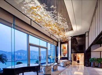 Handmade moderno in vetro lampade a sospensione per illuminazione