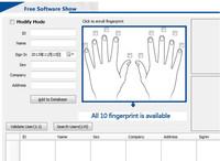 Hf-7000 Wireless Bluetooth Php Java Free Sdk China Fingerprint ...