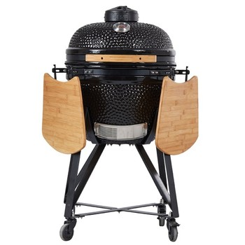 Camping Cooking 23-inch Barbecue Grill, realizzato in Materiale Ceramico