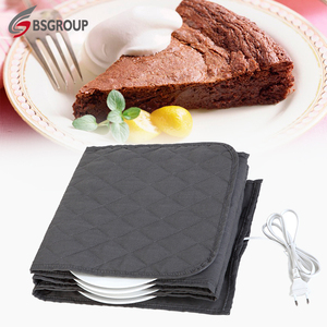 Larger size 198x30cm portable home restaurant plate warmer