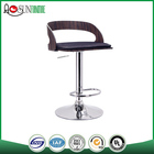 Office chair manufacturer ISO 9001 Factory Bar use swivel bar stools with armrest