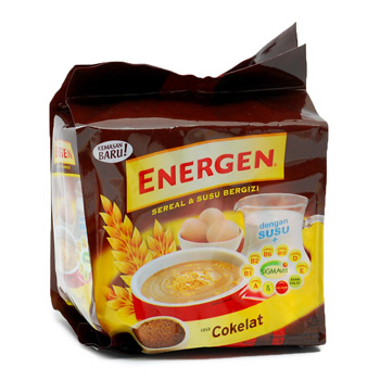 Energen Oat Cereal Drink Instant Box