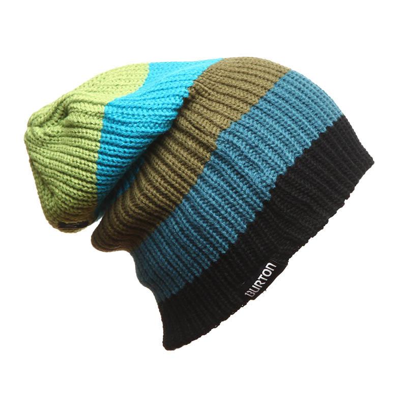 bf03b6ecdc7 Get Quotations · 1pcs Famous Brand Men Women Burton Skiing Warm Winter  Knitting Skating Skull Cap Hat Beanies Ski