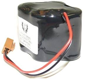 New BR-2/3AGCT4A 6V battery For Panasonic FANUC A98L-0031-0025