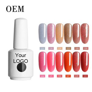 China Manufacturer OEM ODM Customize Popular 600 Colors UV LED Gel Nail Polish