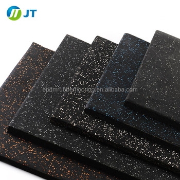 Outdoor Basketball Court Rubber Floor Tile Colorful Rubber Tiles