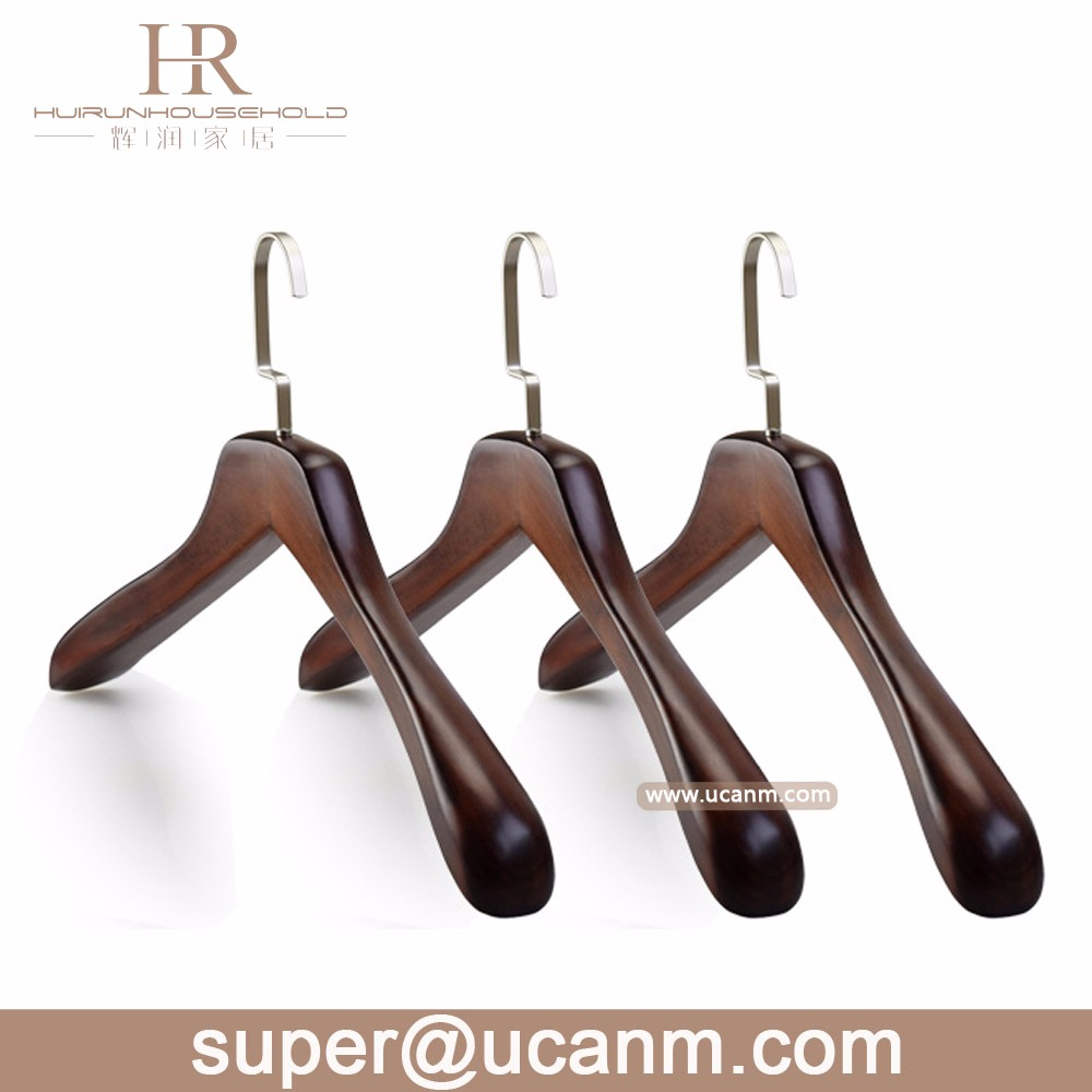 Glory Hanger Custom Luxury Wood Coat Hangers