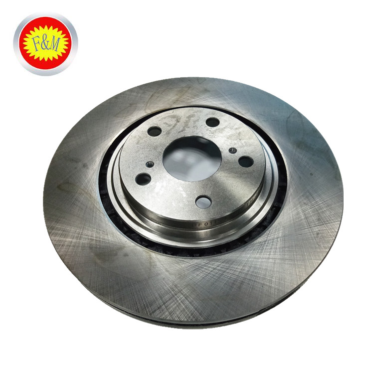 Auto Parts OEM 42431-48060 Car Rear  Brake Disc Rotor