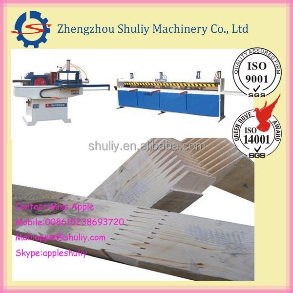 China best selling finger joint machine/wood finger joint machine