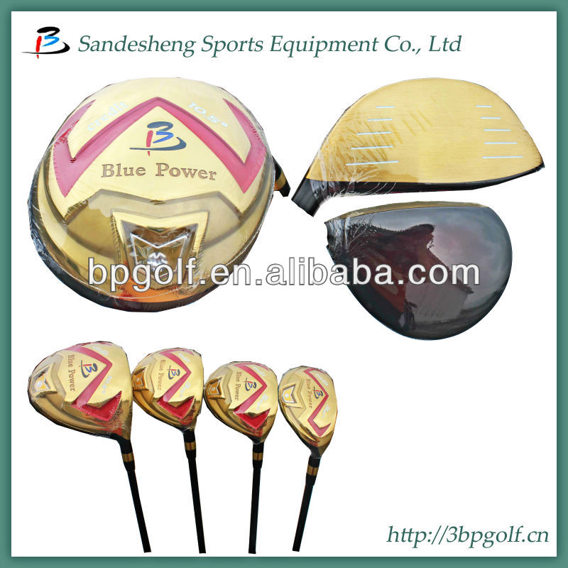 OEM golf club driver manufacturer