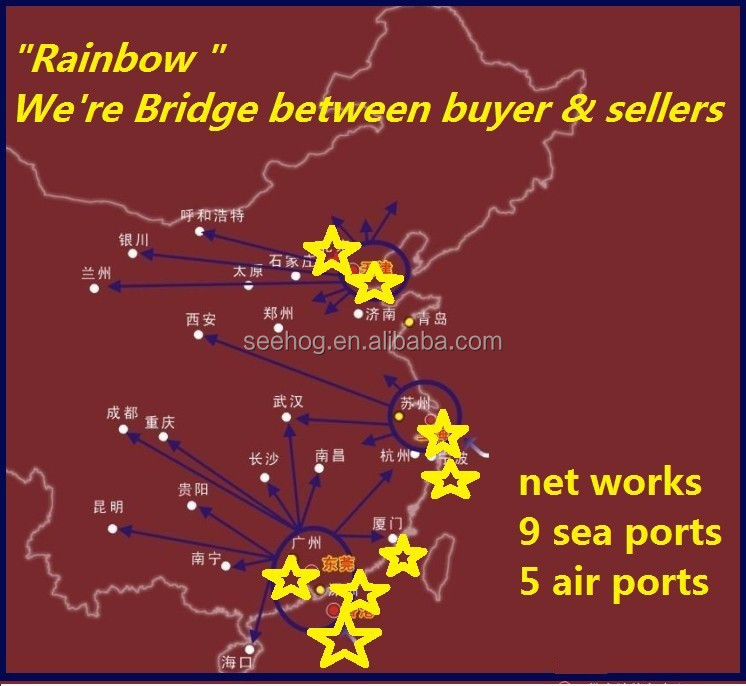 Beijing international shipping service