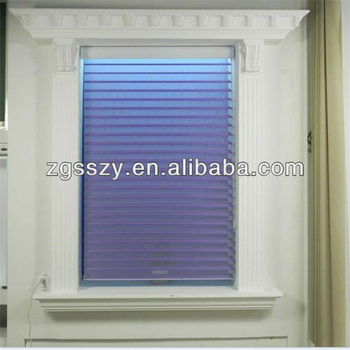 Automatic Rainbow Colored Window Blinds - Buy Rainbow Colored ...