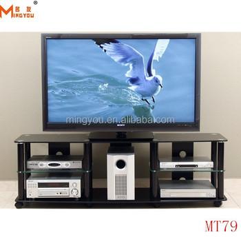 Transdeco Porta Tv Con Ruote Per 35 A 70- Pollici Plasma/led/tv Lcd ...