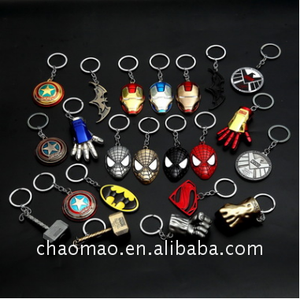 Hot new products lego avengers key ring keychain with good price