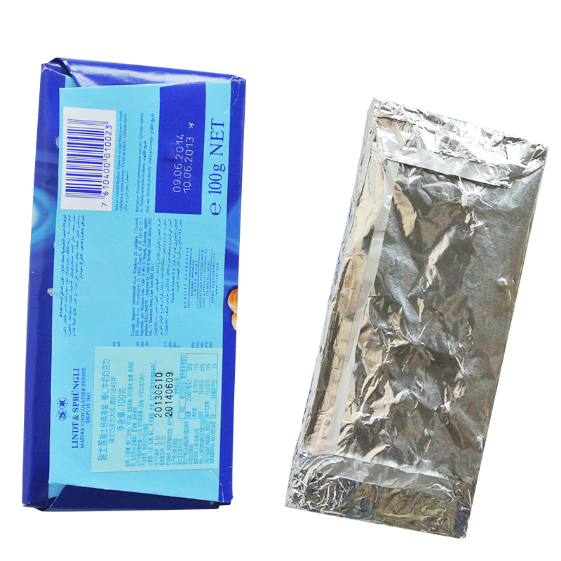 professional Food Wrapping Chocolate Candy Aluminum Foil Food Packing