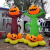 Halloween Inflatables, Inflatable pumpkin, tree and floating ghost manufacturing cheap price