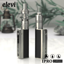 Super star for baking dry herb all ceramic chamber all in one IPRO DR60 ar 15 vape mod