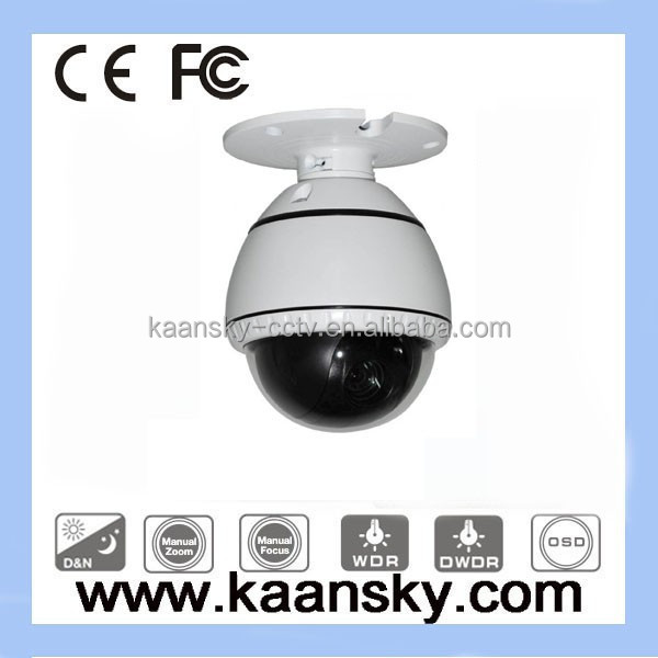 700TVL ir ptz camera 4 Inch Mini High Speed Dome Camera