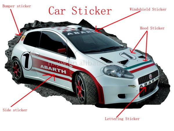 Car Decals And Stickers