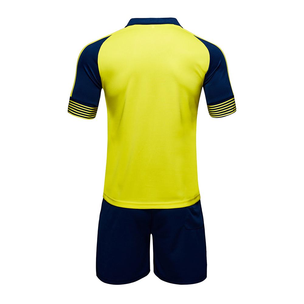 Usa Futsal Sepak Bola Jersey Fc Kustom Set 100 Polyester Kaos Amerika Merah