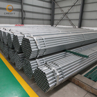 1.5inch carbon pre galvanized pipe for steam