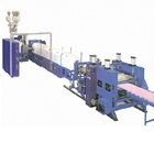 XPS Polystyrene Cornice Extrusion Machinery Manufacturing Line XPS Foam Machine