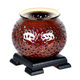Wholesale fashionable ceramic electric aroma fragrance oil lamp 0049