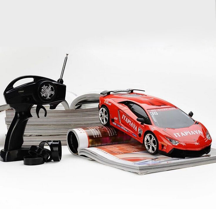 Free Shipping High Performance Fast Speed 4WD RC Drift Car