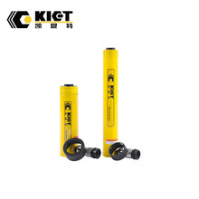 KET RC Series Single Acting 50 ton Telescopic Hydraulic Cylinder