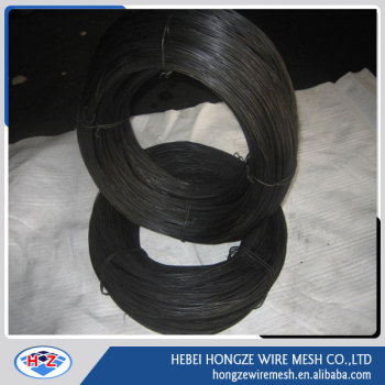 18 gauge 1.25mm black annealed twist wire
