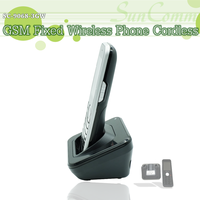 SC-9068-3GW Hand-free 3G table phone with sim card USB port