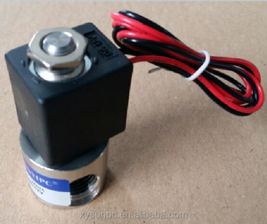 Direct Acting 2S Series 2/2 WAY Stainless Steel Solenoid Valve Normally Closed