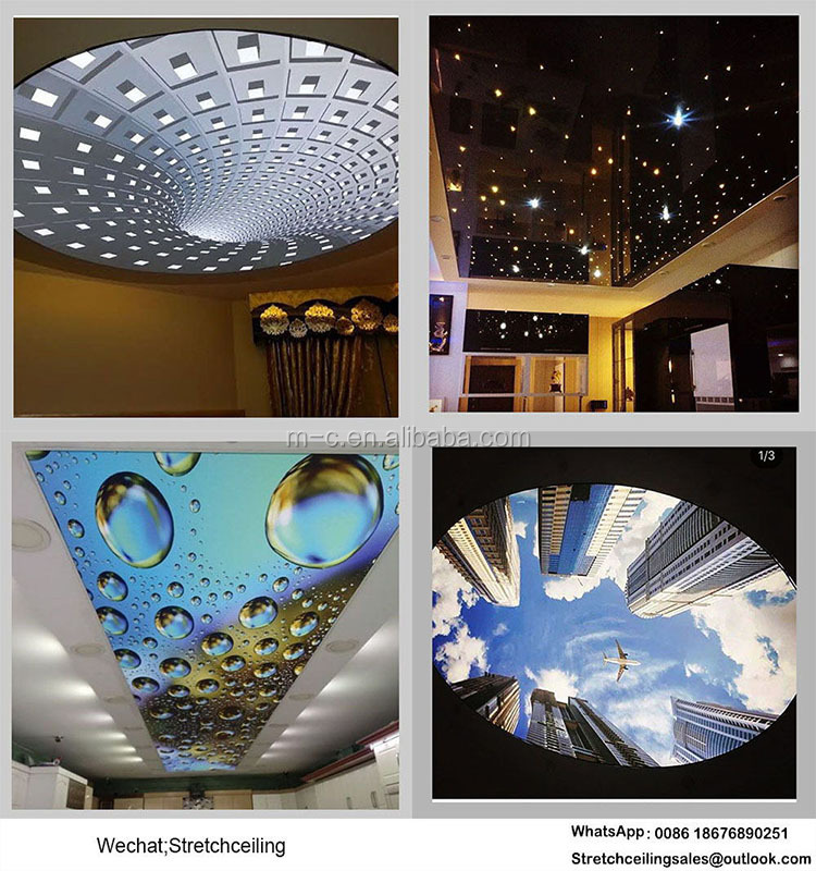 1 stretch ceilings introduction - Cheapest Ceiling Material