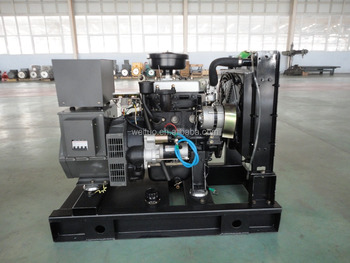 Diesel generator sets with chinese engine 50kva open type diesel generator price
