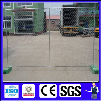 Cheap Hot Sales Stock Steel Galvanized Temporary Fence