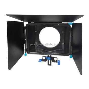 DLSR Professional Action video Camera Matte Box Can Install Camera Filter