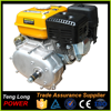 chinese factory selling 1800rpm 4 stroke gasoline engine with built-in clutch