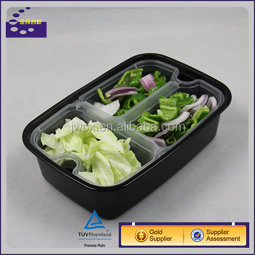 Melamine Disposable Kids Lunch Box Plastic Liner