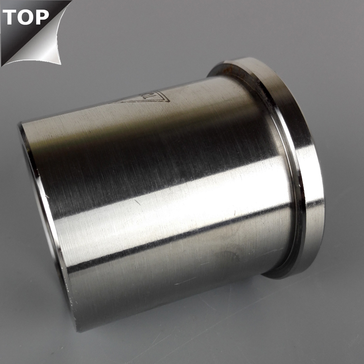 Factory supplied cobalt based alloy oiless shaft bearing plain bushings