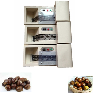 Newest and cheaper price chestnut incision machine with high capacity