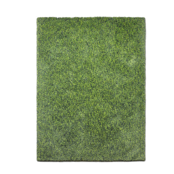 back natural life green color carpets shag long pile polyester area rugs