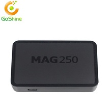 North america mag 250 micro iptv set-top-box mag 250 iptv box usa