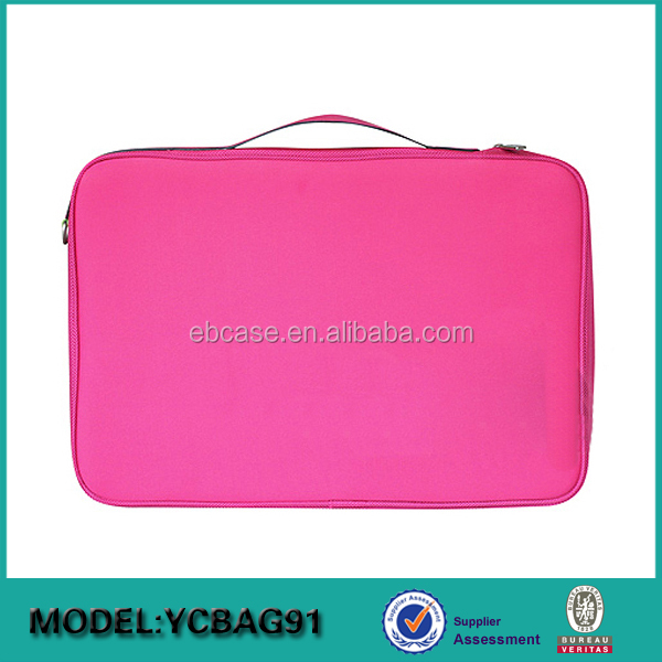 14 Inch New Soft Nylon Waterproof Laptop Computer Case Cover Bag For Laptop / Notebook / NetBook / Chromebook