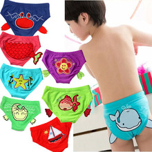Hot new summer beach cute cartoon baby kid Child boy girl bathing swimwear swimsuit trunks Briefs costume shorts sunga infantil