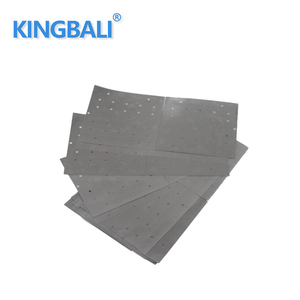Kingbali Best quality hight thermal conductivity soft silicon thermal pad for cpu