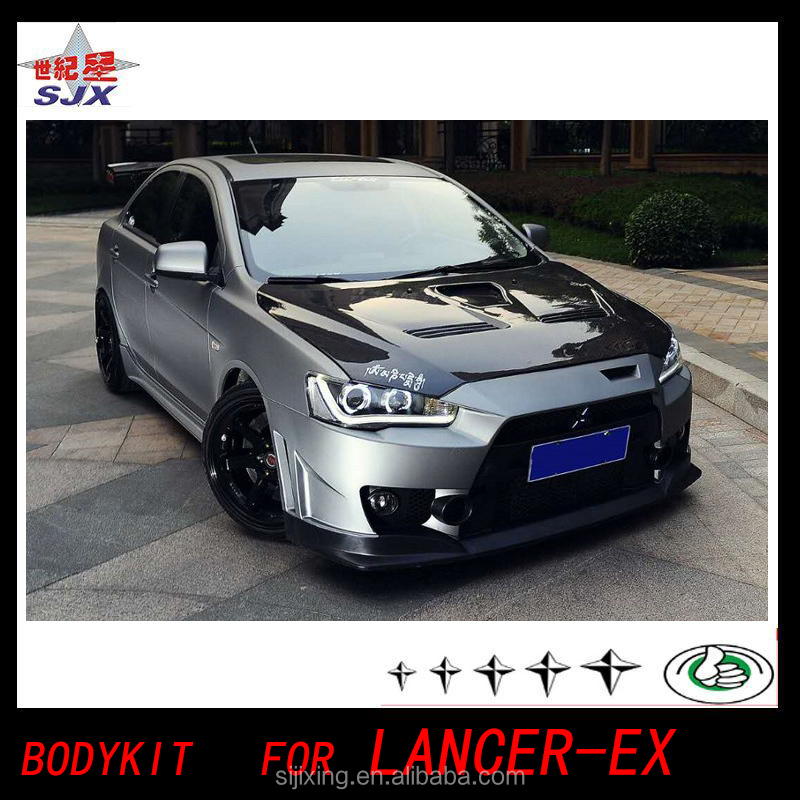 mitsubishi lancer bodykit mitsubishi lancer bodykit suppliers and manufacturers at alibabacom
